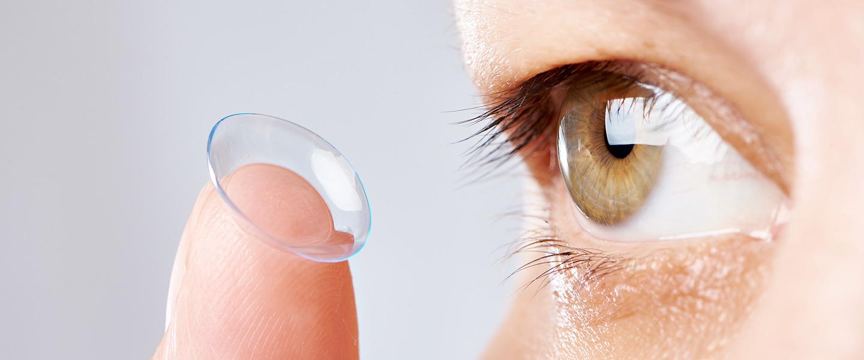 Michael Knapp Augenoptik │ Kontaktlinsen