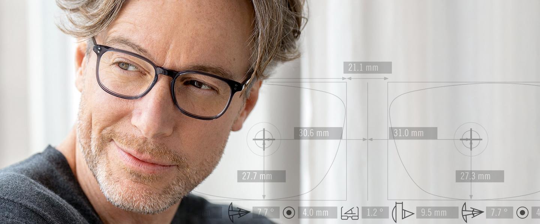 Michael Knapp Augenoptik │ Brillen-Zentrierung
