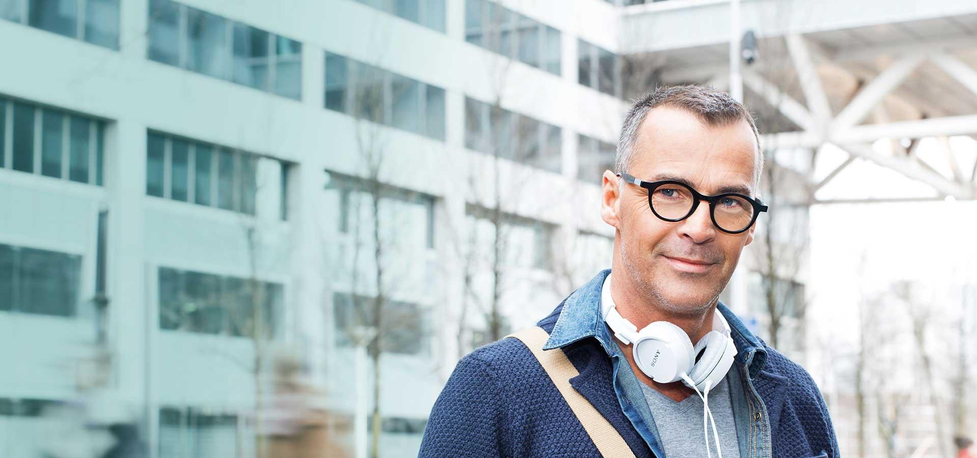 Aktuelles Brillen-Design
