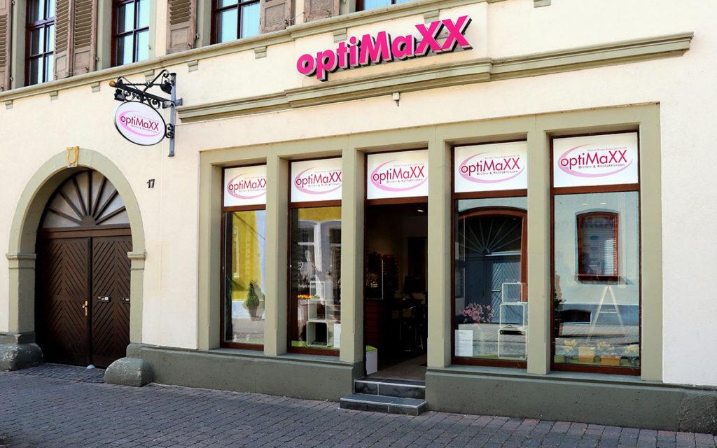 Filiale Germersheim → Michael Knapp Augenoptik GmbH